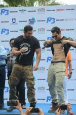 John Abraham, Varun Dhawan promote Dishoom on 25th July 2016