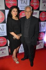 Kiran Juneja, Ramesh Sippy at the Savvy Honours to felicitate the women entrepreneurs in Taj Santacruz, Mumbai on 24th July 2016 (29)_5795c49305677.JPG