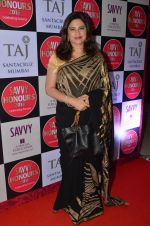 Kunika at the Savvy Honours to felicitate the women entrepreneurs in Taj Santacruz, Mumbai on 24th July 2016 (33)_5795c3f87e1c8.JPG