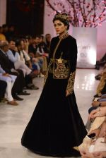 Models walk the ramp displaying Rohit Bal_s latest collection Kehkashaan at the India Couture Week 2016 on July 24, 2016 (103)_579622443f541.JPG