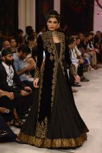 Models walk the ramp displaying Rohit Bal_s latest collection Kehkashaan at the India Couture Week 2016 on July 24, 2016 (106)_579622461d040.JPG
