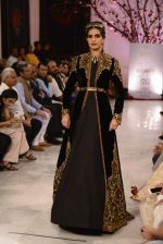Models walk the ramp displaying Rohit Bal_s latest collection Kehkashaan at the India Couture Week 2016 on July 24, 2016 (112)_5796224b8e6f1.JPG