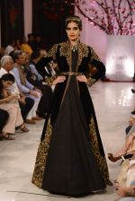 Models walk the ramp displaying Rohit Bal_s latest collection Kehkashaan at the India Couture Week 2016 on July 24, 2016 (113)_5796224c499b2.JPG