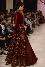 Models walk the ramp displaying Rohit Bal_s latest collection Kehkashaan at the India Couture Week 2016 on July 24, 2016 (118)_5796225089d1c.JPG
