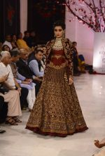 Models walk the ramp displaying Rohit Bal_s latest collection Kehkashaan at the India Couture Week 2016 on July 24, 2016 (136)_5796225de7755.JPG