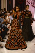 Models walk the ramp displaying Rohit Bal_s latest collection Kehkashaan at the India Couture Week 2016 on July 24, 2016 (75)_5796222c55a3e.JPG