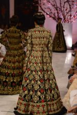 Models walk the ramp displaying Rohit Bal_s latest collection Kehkashaan at the India Couture Week 2016 on July 24, 2016 (89)_57962239d4033.JPG