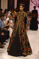 Models walk the ramp displaying Rohit Bal_s latest collection Kehkashaan at the India Couture Week 2016 on July 24, 2016 (92)_5796223be2a1c.JPG