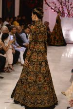 Models walk the ramp displaying Rohit Bal_s latest collection Kehkashaan at the India Couture Week 2016 on July 24, 2016 (96)_5796223f62a14.JPG