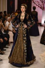 Models walk the ramp displaying Rohit Bal_s latest collection Kehkashaan at the India Couture Week 2016 on July 24, 2016 (31)_57962206e1f16.JPG