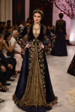 Models walk the ramp displaying Rohit Bal_s latest collection Kehkashaan at the India Couture Week 2016 on July 24, 2016 (33)_57962208ebc23.JPG
