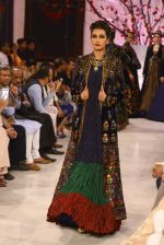Models walk the ramp displaying Rohit Bal_s latest collection Kehkashaan at the India Couture Week 2016 on July 24, 2016 (36)_5796220bc1f1e.JPG