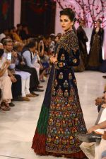 Models walk the ramp displaying Rohit Bal_s latest collection Kehkashaan at the India Couture Week 2016 on July 24, 2016 (37)_5796220d31939.JPG