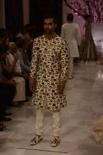 Models walk the ramp displaying Rohit Bal_s latest collection Kehkashaan at the India Couture Week 2016 on July 24, 2016 (8)_579621f3eee83.JPG