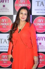 Poonam Dhillon at the Savvy Honours to felicitate the women entrepreneurs in Taj Santacruz, Mumbai on 24th July 2016 (5)_5795c4468bc98.JPG