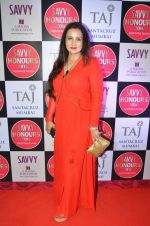 Poonam Dhillon at the Savvy Honours to felicitate the women entrepreneurs in Taj Santacruz, Mumbai on 24th July 2016 (6)_5795c437219e2.JPG