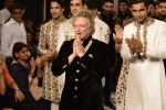Rohit Bal during Rohit Bal_s latest collection Kehkashaan at the India Couture Week 2016 on July 24, 2016 (3)_579622852b37f.JPG