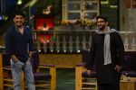 Arshad Warsi on the sets of Sony