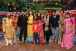 Arshad Warsi, Maria Goretti on the sets of Sony