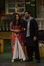Arshad Warsi, Maria Goretti on the sets of Sony_s The Kapil Sharma Show on 25th July 2016 (18)_57975b9183c17.JPG