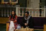 Arshad Warsi, Maria Goretti on the sets of Sony_s The Kapil Sharma Show on 25th July 2016 (23)_57975b92db223.JPG