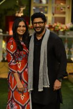 Arshad Warsi, Maria Goretti on the sets of Sony_s The Kapil Sharma Show on 25th July 2016 (27)_57975c48b7951.JPG