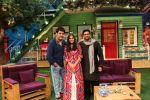 Arshad Warsi, Maria Goretti on the sets of Sony_s The Kapil Sharma Show on 25th July 2016 (3)_579754e2011a6.JPG