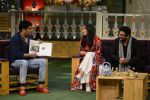 Arshad Warsi, Maria Goretti on the sets of Sony_s The Kapil Sharma Show on 25th July 2016 (35)_57975b9553ef1.JPG