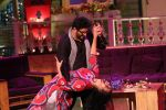 Arshad Warsi, Maria Goretti on the sets of Sony_s The Kapil Sharma Show on 25th July 2016 (4)_579754fcc1100.JPG
