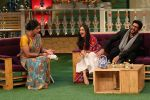 Arshad Warsi, Maria Goretti on the sets of Sony_s The Kapil Sharma Show on 25th July 2016 (7)_579754e80927a.JPG