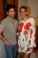Caterina Murino, Rajeev Khandelwal promote film Fever on 26th July 2016 (10)_57976dbd9e4ae.JPG