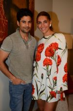 Caterina Murino, Rajeev Khandelwal promote film Fever on 26th July 2016 (8)_57976de392241.JPG