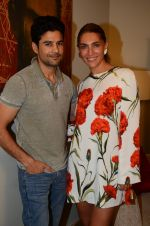 Caterina Murino, Rajeev Khandelwal promote film Fever on 26th July 2016 (9)_57976d8fa9fcf.JPG
