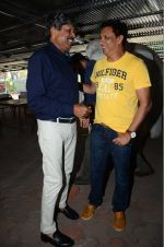 Kapil Dev, Madhur Bhandarkar at Sunshine Music film meet on 25th July 2016