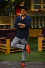 Kapil Sharma on the sets of Sony