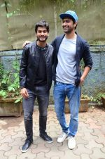 Vicky Kaushal, Sunny Kaushal at Sunshine Music film meet on 25th July 2016
