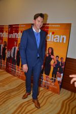 Brett Lee promote their upcoming film Unindian on 26th July 2016