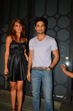 Caterina Murino, Rajeev Khandelwal at a star-studded party for Caterina Murino on 26th July 2016 (25)_579852a85033a.JPG