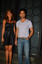 Caterina Murino, Rajeev Khandelwal at a star-studded party for Caterina Murino on 26th July 2016