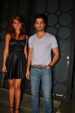 Caterina Murino, Rajeev Khandelwal at a star-studded party for Caterina Murino on 26th July 2016 (27)_579852a8eea98.JPG