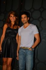 Caterina Murino, Rajeev Khandelwal at a star-studded party for Caterina Murino on 26th July 2016 (30)_579853e85af68.JPG
