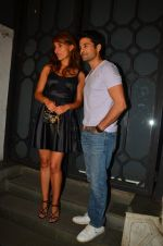 Caterina Murino, Rajeev Khandelwal at a star-studded party for Caterina Murino on 26th July 2016 (32)_579853e98197d.JPG