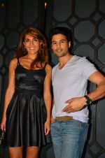 Caterina Murino, Rajeev Khandelwal at a star-studded party for Caterina Murino on 26th July 2016 (33)_579852aae278a.JPG