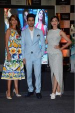 Gauhar Khan, Rajeev Khandelwal, Caterina Murino at a jewellery event on 27th July 2016 (80)_5798afdad039c.JPG