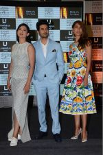 Gauhar Khan, Rajeev Khandelwal, Caterina Murino at a jewellery event on 27th July 2016 (87)_5798afdcdb201.JPG