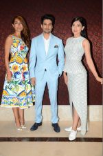 Gauhar Khan, Rajeev Khandelwal, Caterina Murino at a jewellery event on 27th July 2016 (131)_5798b03684b7f.JPG