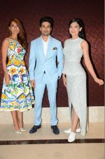 Gauhar Khan, Rajeev Khandelwal, Caterina Murino at a jewellery event on 27th July 2016