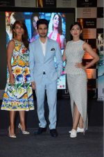Gauhar Khan, Rajeev Khandelwal, Caterina Murino at a jewellery event on 27th July 2016 (79)_5798b0327a6bc.JPG