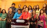 Pankaj Udhas,Bhupinder Singh, Mitali Singh,Anuradha Paudwal,Rekha Bharadwaj,Suresh Wadkar,Penaz Masani together for a rehearsal forthcoming Khazana Ghazal Festival on 27th July 2016 (10)_57985ca0850af.JPG