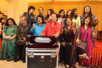 Pankaj Udhas,Bhupinder Singh, Mitali Singh,Anuradha Paudwal,Rekha Bharadwaj,Suresh Wadkar,Penaz Masani together for a rehearsal forthcoming Khazana Ghazal Festival on 27th July 2016 (11)_57985c2c762d6.JPG